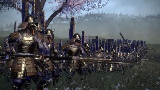 Bulletproof Samurai - resistant to matchlocks.