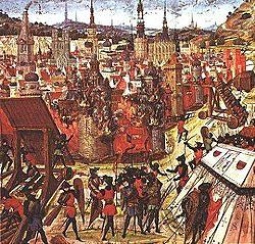 The First Crusade