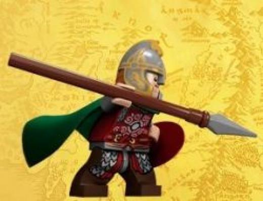 Ãomer of Rohan