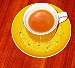 Meltin' Hot Ginger Tea is an Easy Delicious & Healthy Soother