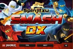 Spinjitsu Smash - DX! To play click this!