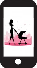 iPhone Holders For Strollers - Smartphone Stroller Mounts and Stands
