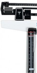 Physician Balance Beam Scales - Doctor Medical Scale With Height Bar