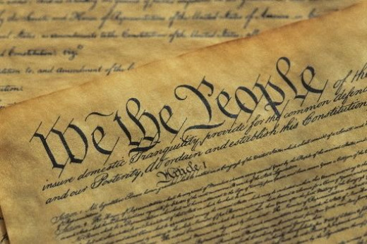 Constitution of United States of America