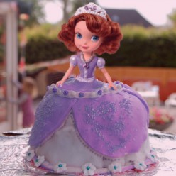 Princess Sofia The First Birthday Party Ideas & Supplies - From Cakes to Games