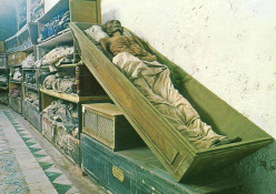 Out Of Egypt: Mummification Practices From Around The World