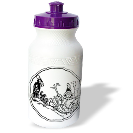 See the link above under the Source: Halloween Water Bottles on 3Drose by Sandy Mertens Source: Enjoy refreshing water