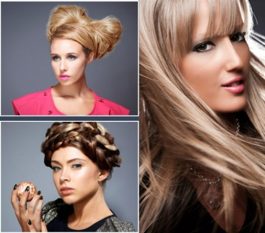 Micro-ring hair extensions look natural, provide length and volume, and are easy to style.
