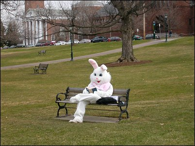 Who Knew The Easter Bunny Was German?