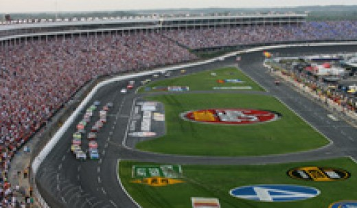 Lowe 39 S Motor Speedway The Center Of The Nascar World