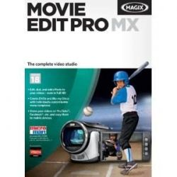 Magix Movie Edit Pro MX Software