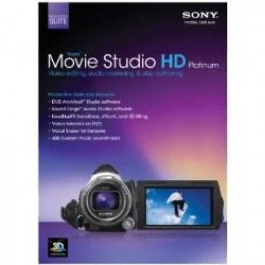 Sony Vegas Movie Studio HD