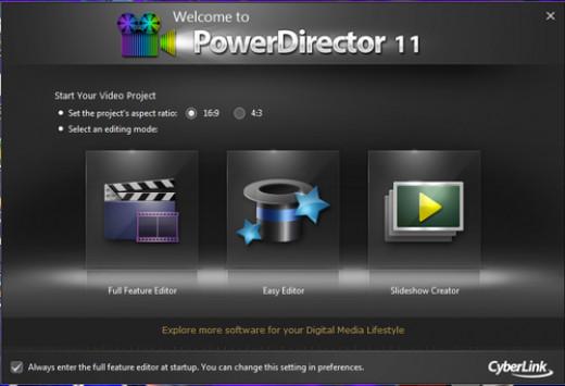Cyberlink PowerDirector 11 Ultimate Inside Look