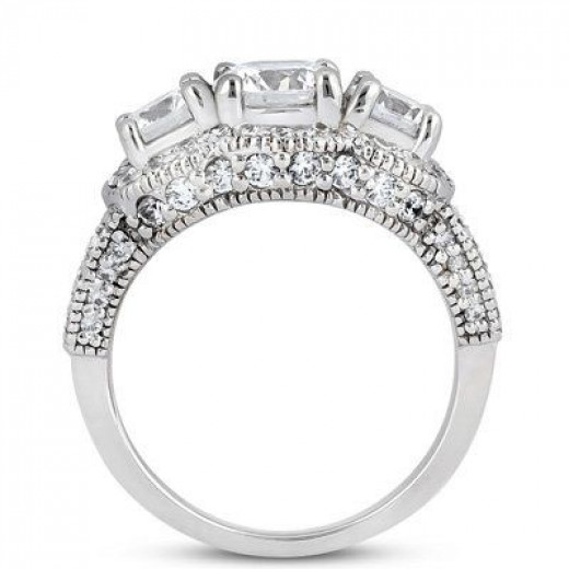 Vintage Antique Engagement Rings for Sale