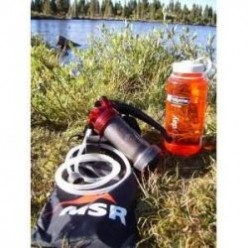 Hiking and Backpacking Water Filters - Much Better Choice Than Iodine Tablets