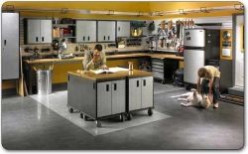 Gladiator Garage Systems: Organize Your Garage with these Snappy Storage Solutions