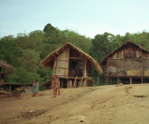 Hill Tribe Villages