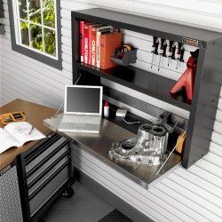 Gladiator Fold Away Workstation