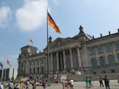 Photo: The Reichstag