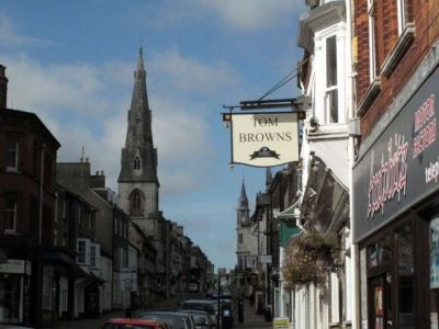 Dorchester. The County Town of Dorset