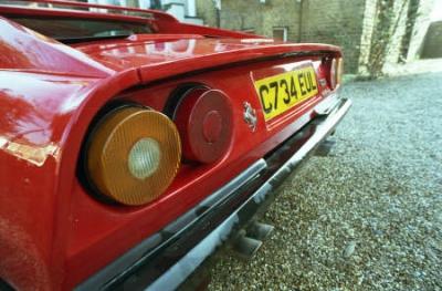 My Ferrari 308 GTS QV (1985)