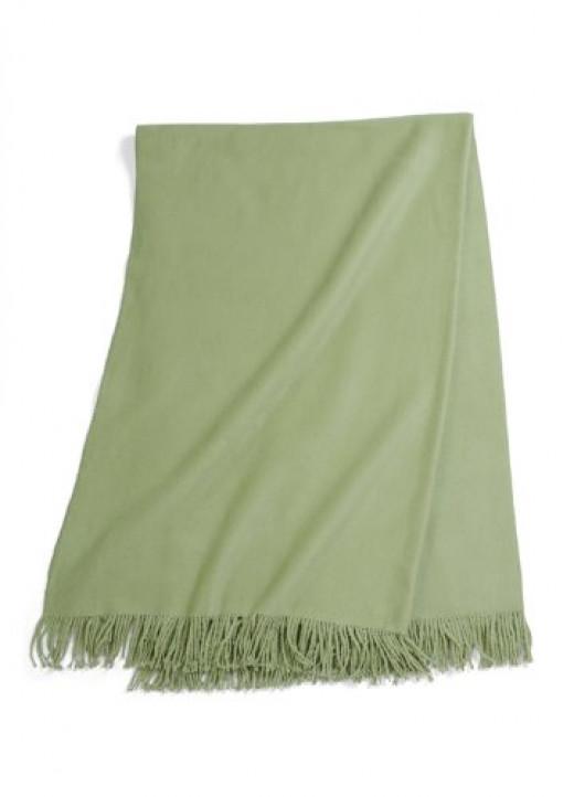 Yala® Silk Fleece Throw
