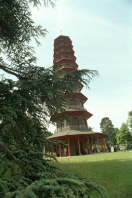 Kew Gardens Pagoda, Richmond