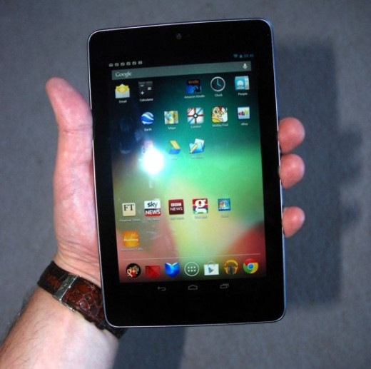 Nexus 7 Asus Google