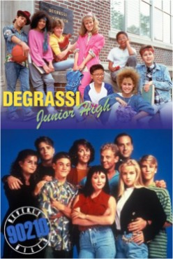 Degrassi Junior High & Beverly Hills 90210