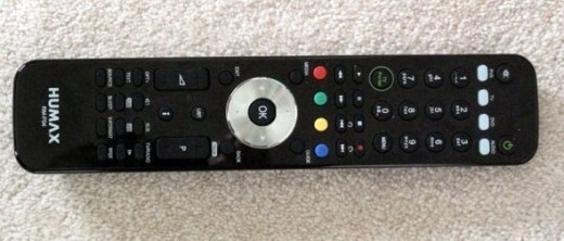 Humax HDR T2 Freeview HD Remote Control