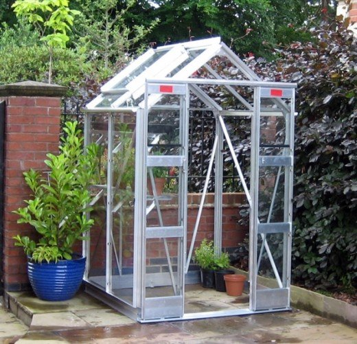 Elite Compact 4ft xft Greenhouse