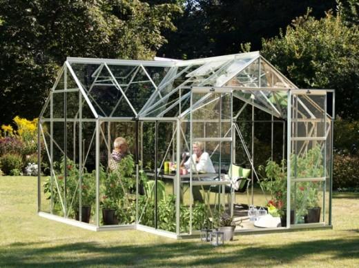 Vitavia Sirius Greenhouse