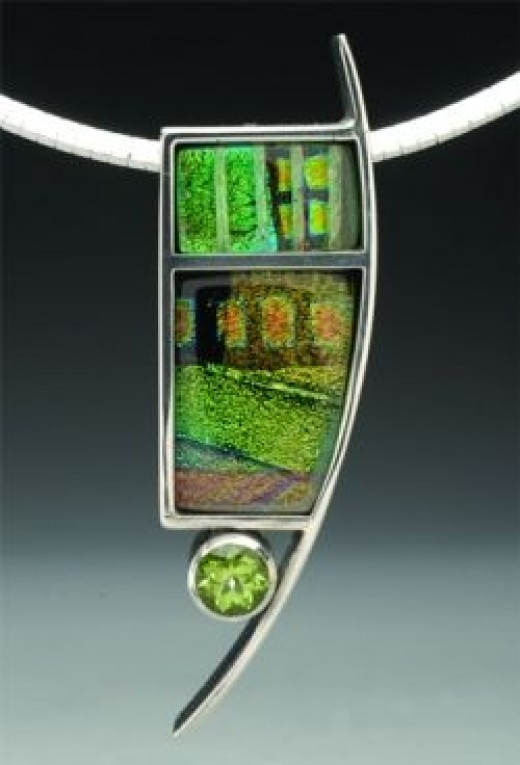 New Hampshire Art Craft -  Hand Made Silver Jewelry