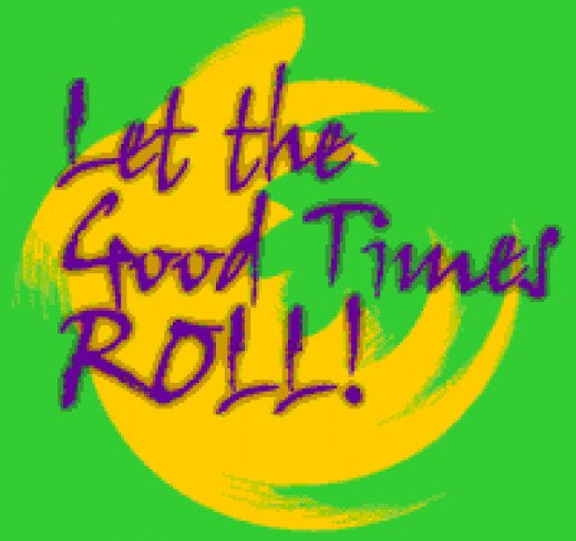 Mardi Gras 2012 - Let the Good Times Roll