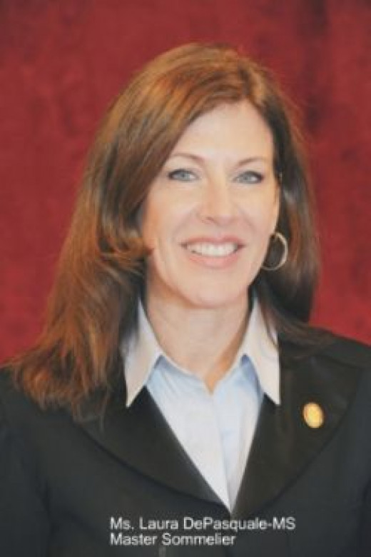 Laura DePasquale-Vice Chair-Court of Master Sommeliers