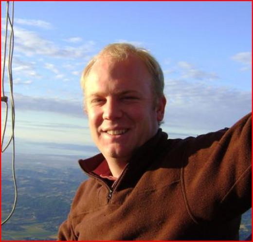 Gabe Grundling-Commercial Balloon Pilot