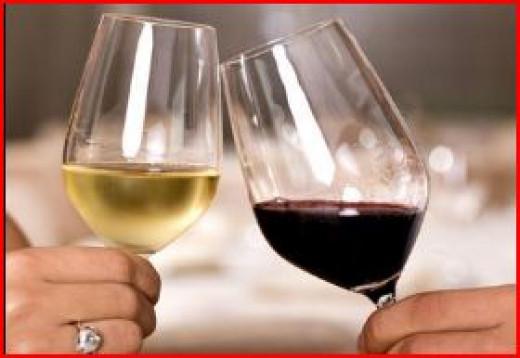 Wine has health benefits