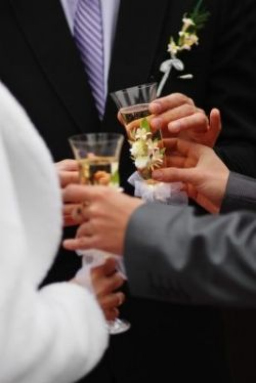 Wine at Celebrations