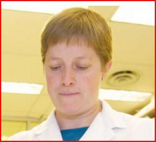 Sandra Davidge-U of A researcher