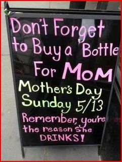Support Mother's Day