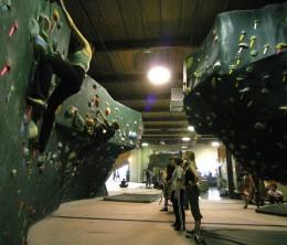 Bouldering Gym