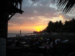 El Tunco Sunset