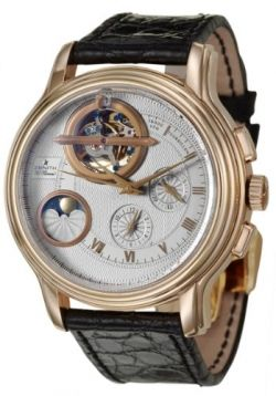 Zenith ChronoMaster Men's Watch 18-1260-4034-02-C506
