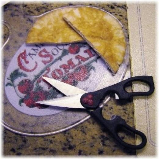 Kitchen scissors are super