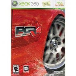 PGR4 for Xbox 360