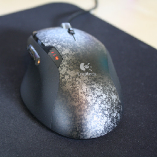 My Logitech G500 Two Years Later