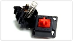 Cherry Red Mechanical Switch