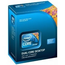 i3-540 CPU Specifications