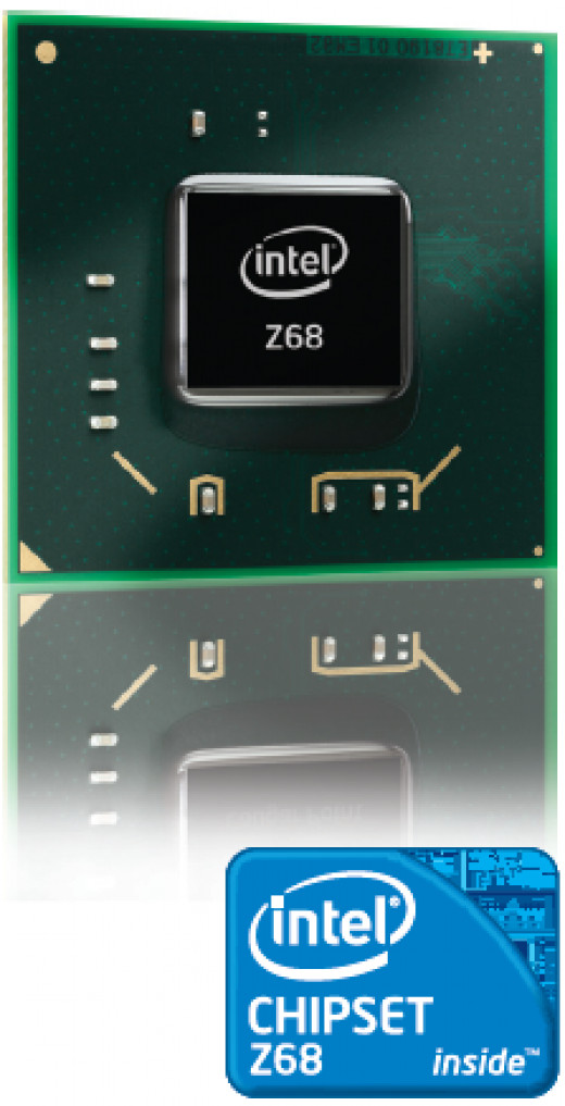 Intel's New Z68 Chipset Motherboards