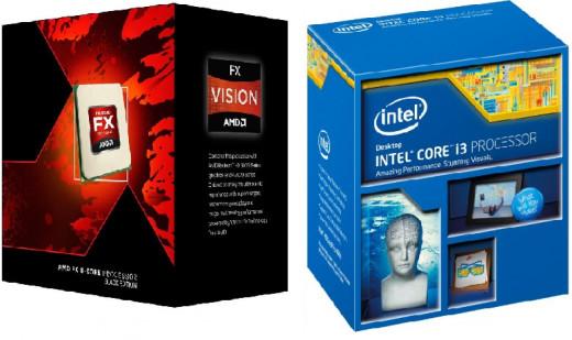 FX 8320 VS I3-4130